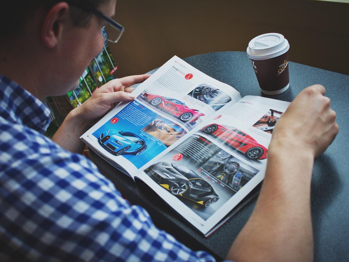 Le riviste più famose in Italia del settore Automotive